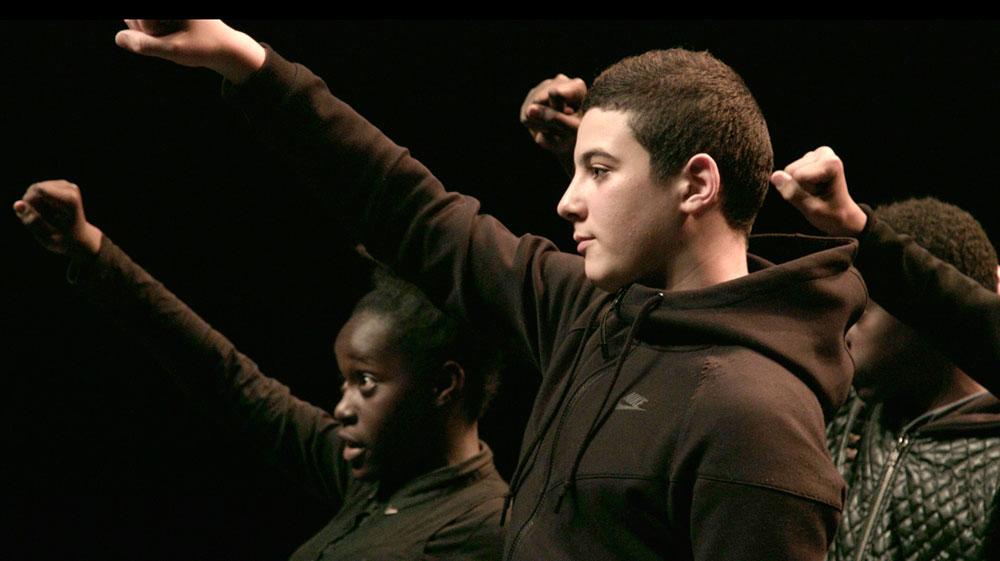 Atelier théâtre au collège - La Compagnie Nova