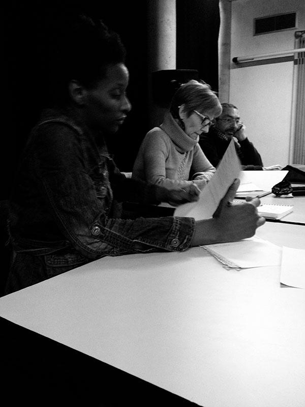Atelier d'écriture - La Compagnie Nova